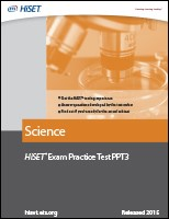 Science: Practice Test PPT3 eBook