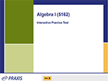 Algebra l (5162), 90-Day Subscription