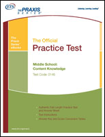 Middle School: Content Knowledge Practice Test (0146) eBook