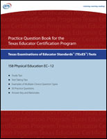 Practice Question eBook for the TExES™ Physical Education EC-12 (Test Code 158)