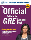 The Official Guide to the GRE® General Test, Third Edition