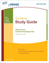 Middle School: Content Knowledge Study Guide (0146) eBook