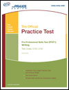 Praxis I (PPST) Writing Practice Test, Rev 2009 (0720, 5720) eBook