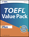 TOEFL® Value Pack Plus