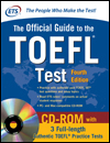 O Official Guide to the TOEFL Test