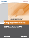 Language Arts–Writing: Practice Test PPT2 eBook