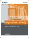 Language Arts–Reading: Practice Test eBook