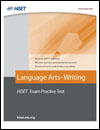 Language Arts–Writing: Practice Test eBook