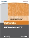 Mathematics: Practice Test PPT3 eBook