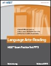 Language Arts–Reading: Practice Test PPT3 eBook