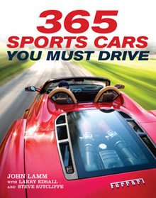 365 Sports Cars You Must Drive (Signed)