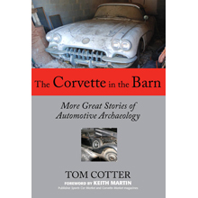 The Corvette in the Barn (Signed)