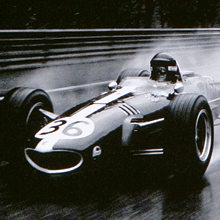Dan Gurney Eagle Spa Print