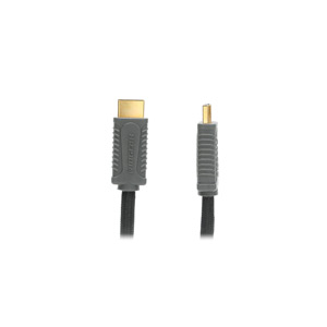 6.5ft (2m) High Speed HDMI® Cable with Ethernet