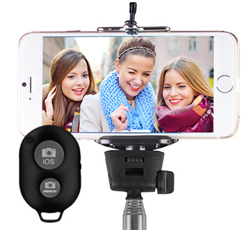 "KODAK 40"" Selfie Stick with Wireless Remote"