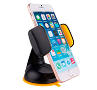 KODAK 2-in-1 Smartphone Vent & Suction Mount