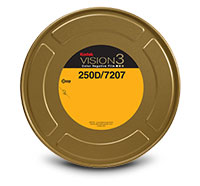 KODAK VISION3 250D Color Negative Film 7207 / 16 mm x 400 ft / On Core / Winding B / 1R-2994, Catalog # 8676264