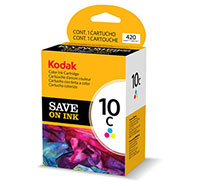 KODAK Color Ink Cartridge, 10C
