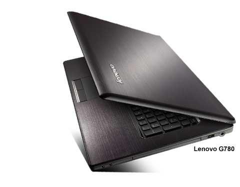 "Lenovo G780 (17"" HD Screen)"