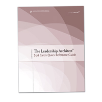 Leadership Architect® Sort Card Quick Reference Guide—9 languages available