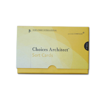 Choices Architect® Sort Card Deck, 2nd Edition