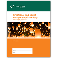 Emotional and Social Competency Inventory, University edition - Feedback version - 10 PK