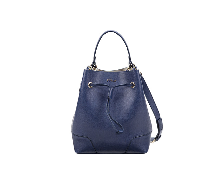 Stacy bucket bag - Blue Furla l1Z6J66