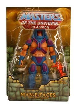 Masters of the Universe Classics: Man-E-Faces