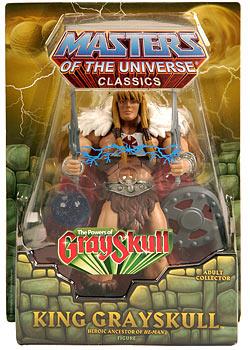 Masters of the Universe Classics: King Grayskull