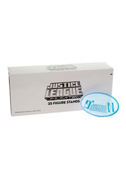 <b><i>Justice League Unlimited</i></b> Figure Stands