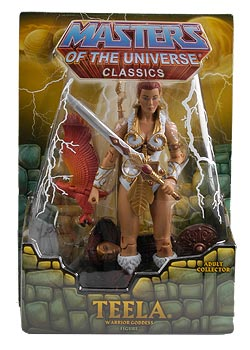"Teela® Figure <font style=""color:#BE0B11""><strong><em>The Cyber 6!</em></strong></font></p>"