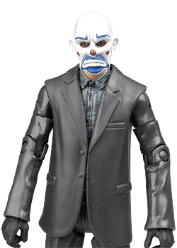The Joker as <i>Gotham City</i> Thug Figure