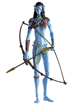 MOVIE MASTERS™ Neytiri Figure