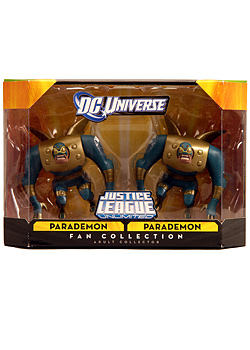 <b><i>JLU Parademon</i></b> 2-Pack