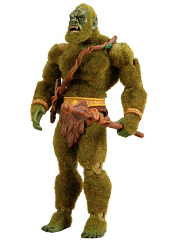 Moss Man® Figure <nobr>(with Unflocked Ears)</nobr>