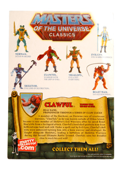 <b>Clawful® Figure</b>
