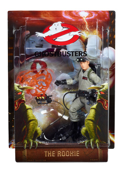 Ghostbusters™ Video Game: The Rookie