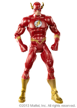 &lt;strong&gt;&lt;em&gt;Wally  West The Flash&lt;/em&gt;&lt;/strong&gt; Figure
