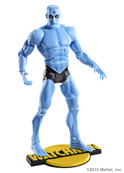 &lt;strong&gt;&lt;em&gt;Doctor Manhattan&lt;/em&gt;&lt;/strong&gt; Figure