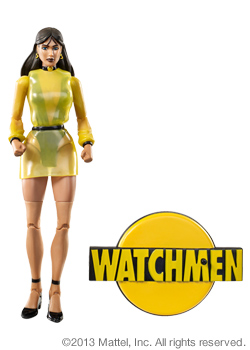 &lt;strong&gt;&lt;em&gt;Silk Spectre&lt;/em&gt;&lt;/strong&gt; Figure