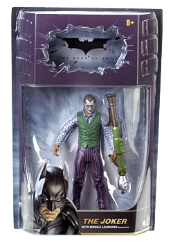 The Joker with Missile Launcher