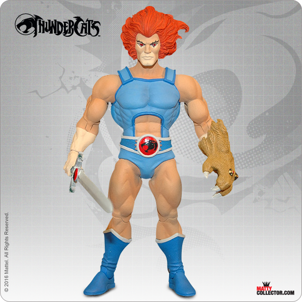 2016 Thundercats Club Third Earth Monthly Shipment Option