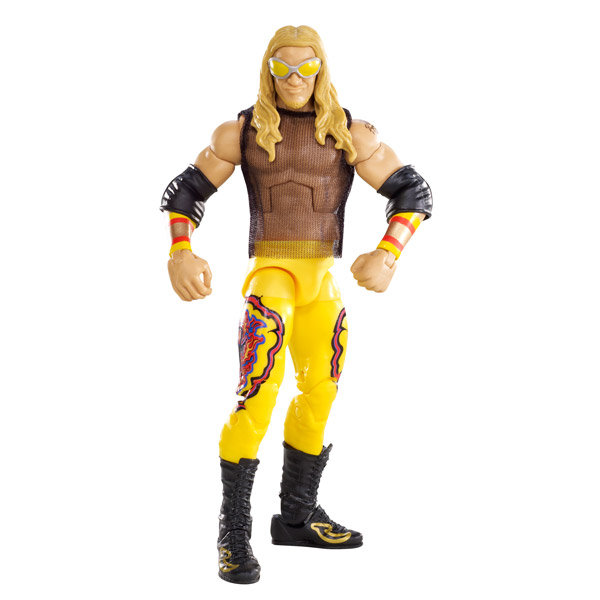 WWE® Elite Collection Flashback Christian® Figure