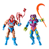Masters of the Universe® Rotar™ vs. Twistoid™