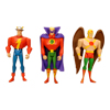 3-Pack Featuring <strong><em>The Flash, Green Lantern</em></strong> & <strong><em>Hawkman</em></strong>