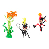 Polly Pocket® <em>DC Comics</em> Villains Set