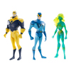 <strong>3-Pack Featuring<em> Blue Beetle / Fire / Booster Gold</em></strong>