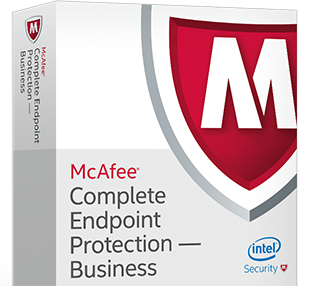 McAfee Complete Endpoint Protection—Business