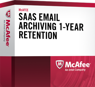 SaaS Email Archiving (1 Yr)