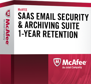 SaaS Email Security & Archiving Suite (1 Yr)